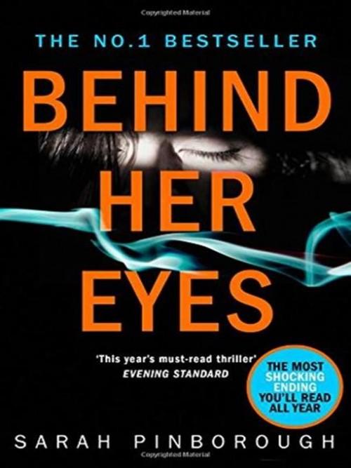 Behind Her Eyes Cover
