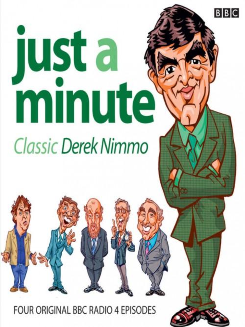Derek Nimmo Classics Episode 1 Cover