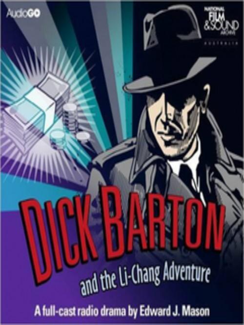 Dick Barton and the Li-chang Adventure Cover