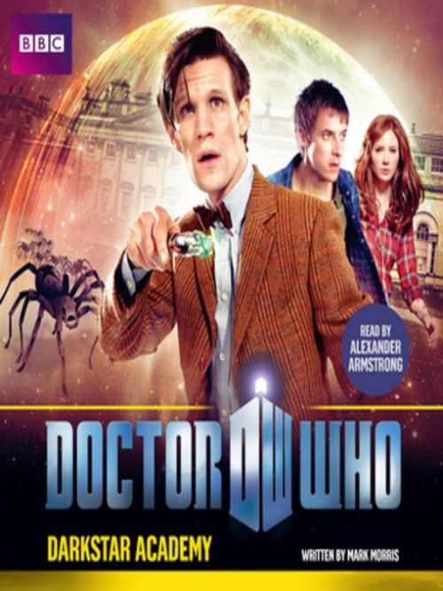 Doctor Who: Darkstar Academy Cover