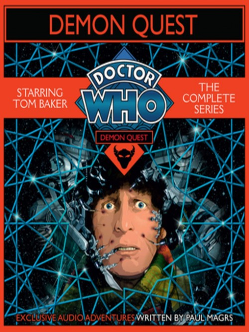 Doctor Who: Demon Quest, the Complete Series Cover