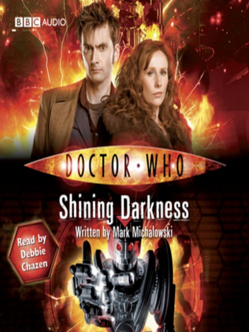 Doctor Who: Shining Darkness Cover