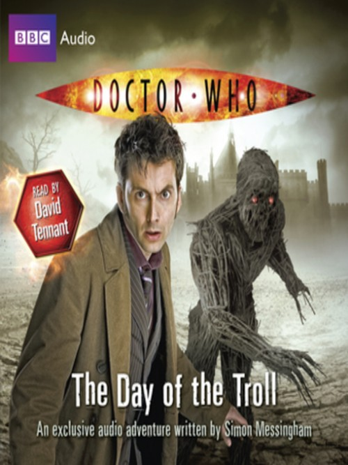 The Day of the Troll Cover