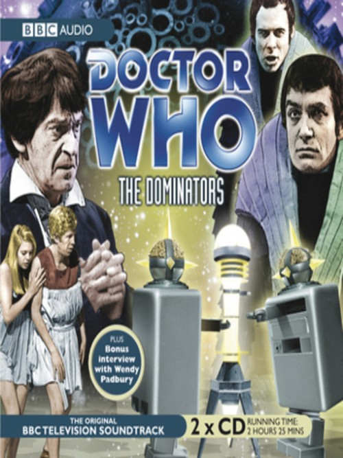 Doctor Who: The Dominators Cover