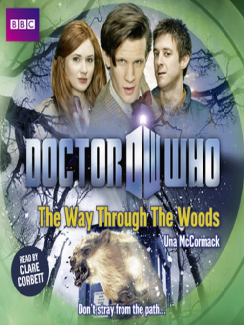 Doctor Who: The Way Through the Woods Cover