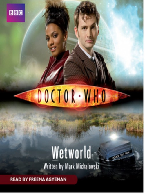 Doctor Who: Wetworld Cover