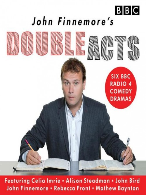 John Finnemore's Double Acts Cover
