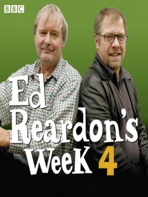 Ed Reardon's Week Series 4 Cover