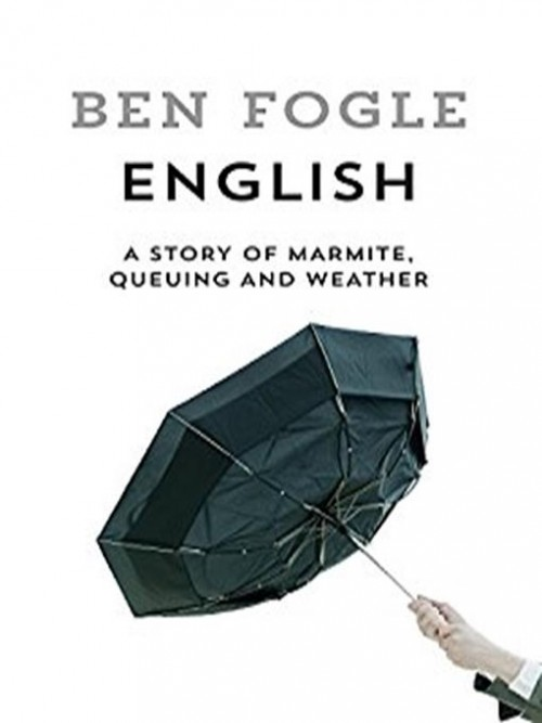 English: A Story of Marmite, Queuing and Weather Cover