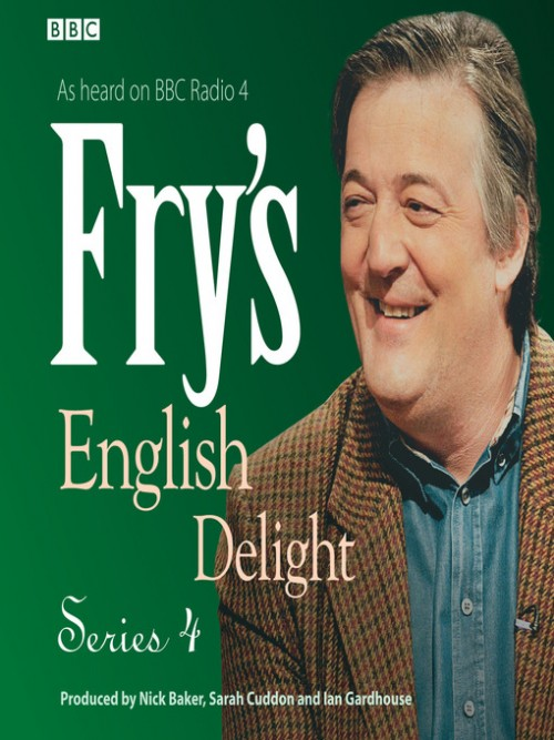 Fry's English Delight, Series 4 Cover