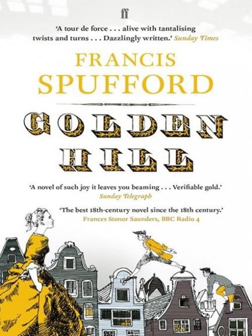 Golden Hill Cover