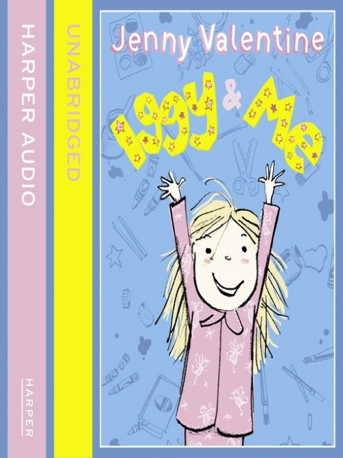 Iggy and Me Book 1 Cover