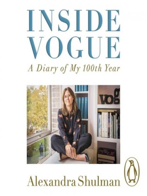 Inside Vogue Cover