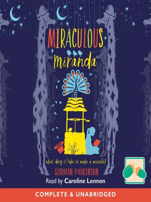 Miraculous Miranda Cover