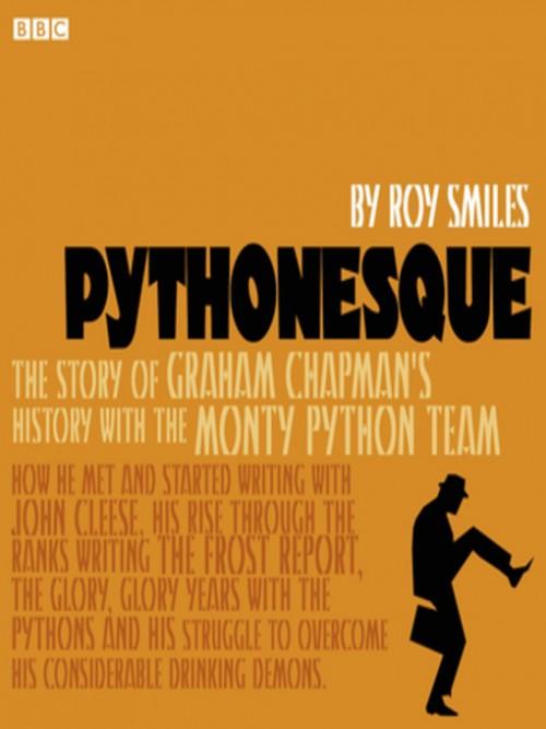 Pythonesque Cover