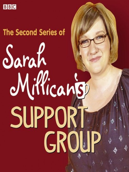 Sarah Millican's Support Group, Series 2 Cover