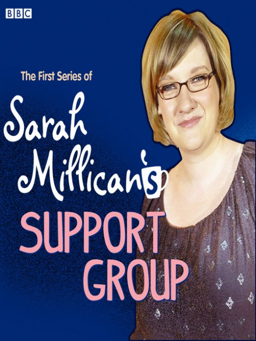 Sarah Millican's Support Group: Complete Series 1 Cover