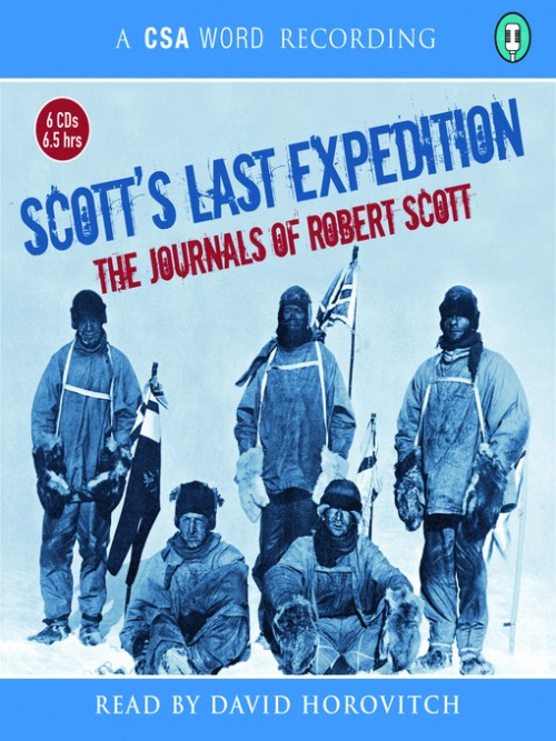Scott's Last Expedition Cover