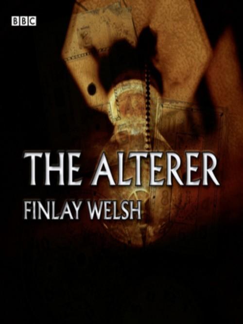 The Alterer Cover