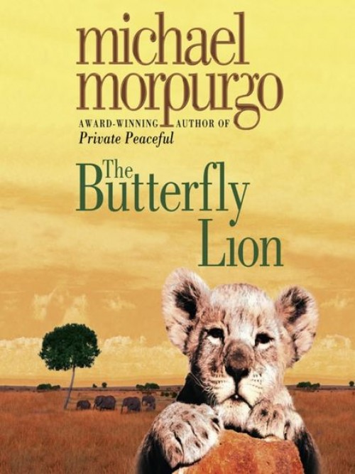 The Butterfly Lion Cover