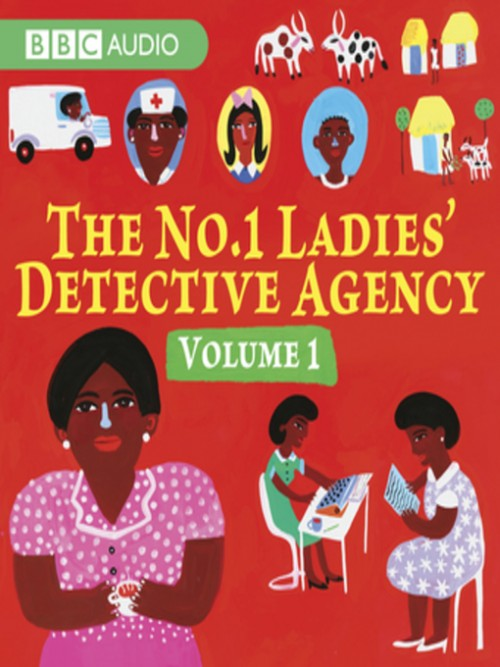 The No. 1 Ladies Detective Agency: The Daddy & the Bone Cover