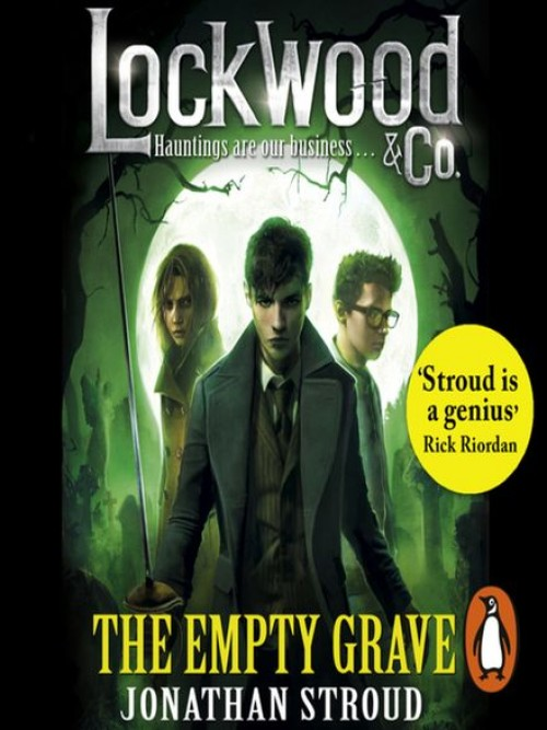 Lockwood and Co. Book 5: The Empty Grave Cover