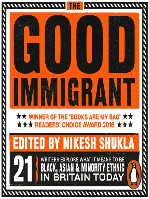The Good Immigrant Cover