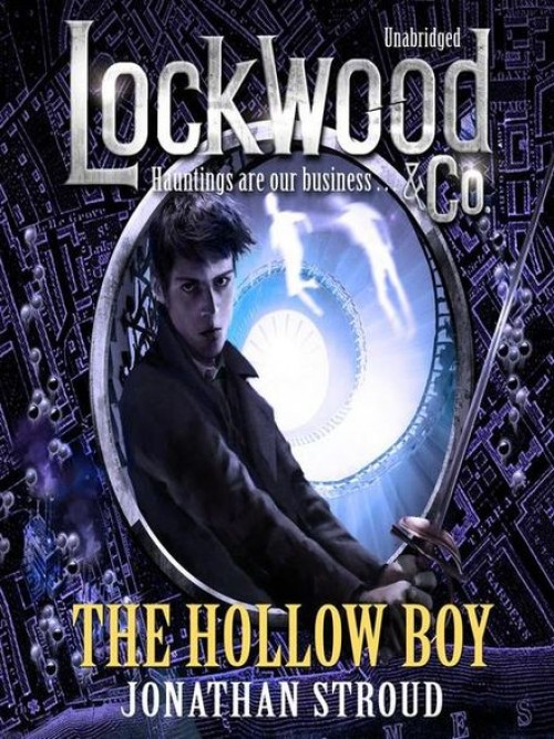 Lockwood & Co. Book 3: The Hollow Boy Cover