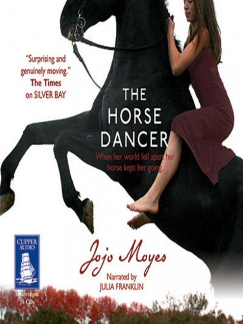 The Horse Dancer Cover