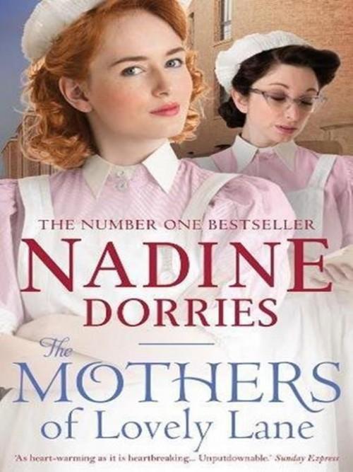 Lovely Lane Book 3: The Mothers of Lovely Lane Cover