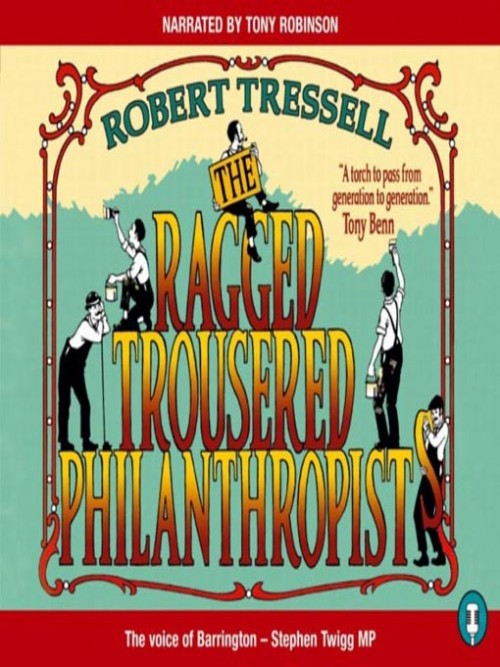 The Ragged Trousered Philanthropists Cover