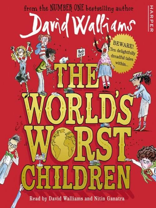 The World's Worst Children Cover