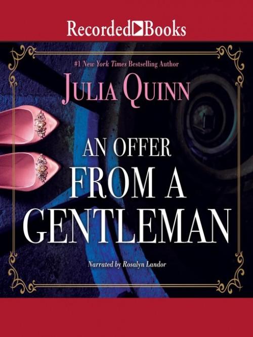 Bridgerton Book 3: An Offer From a Gentleman Cover
