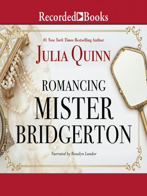 Bridgerton Book 4: Romancing Mister Bridgerton Cover