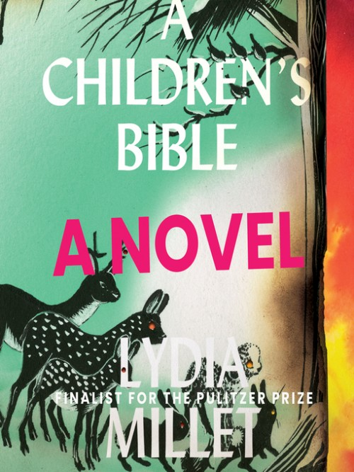 A Children's Bible Cover