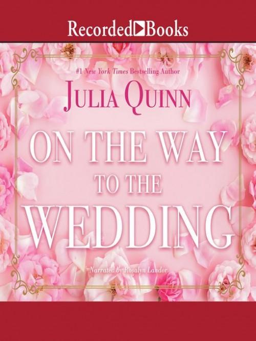 Bridgerton Book 8: On the Way to the Wedding Cover