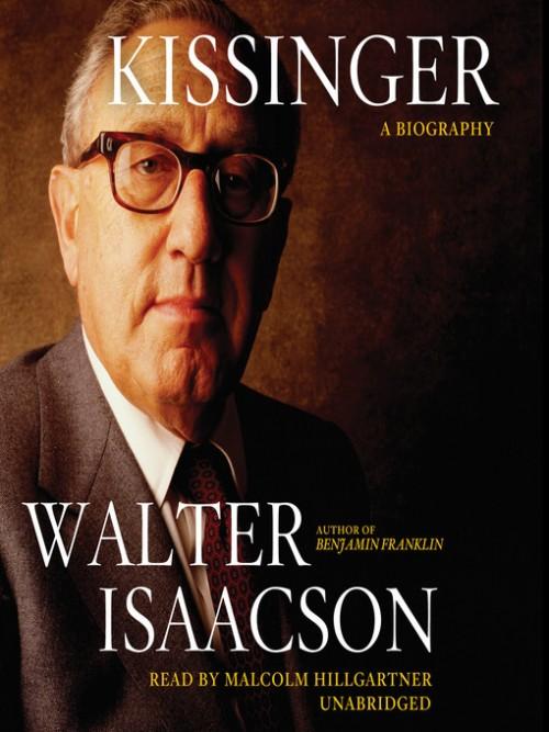Kissinger Cover