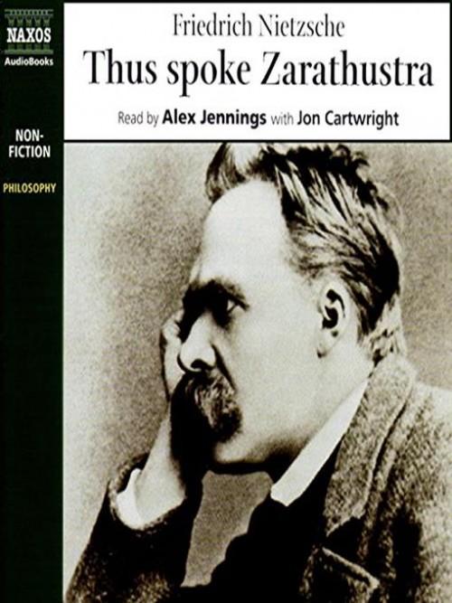 Thus Spoke Zarathustra Cover