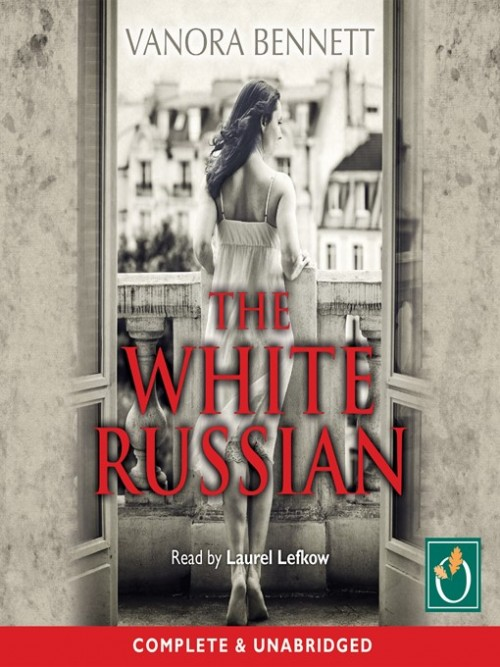 The White Russian Cover
