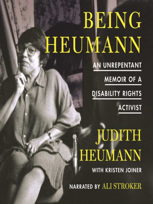 Being Heumann Cover