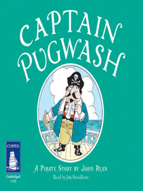 Captain Pugwash Cover