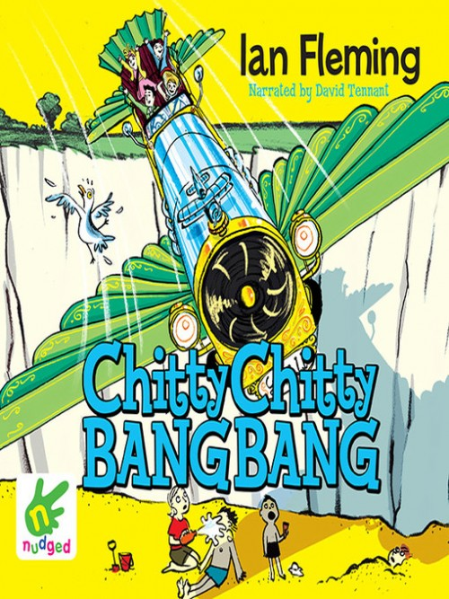 Chitty Chitty Bang Bang Cover