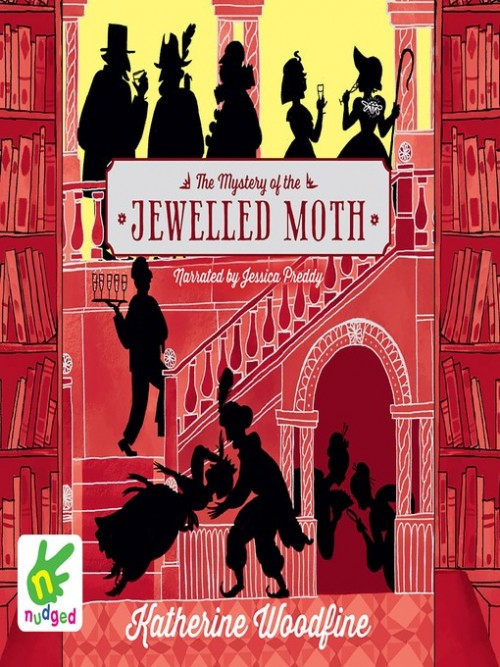 Sinclair Mysteries Book 2: The Mystery of the Jewelled Moth Cover