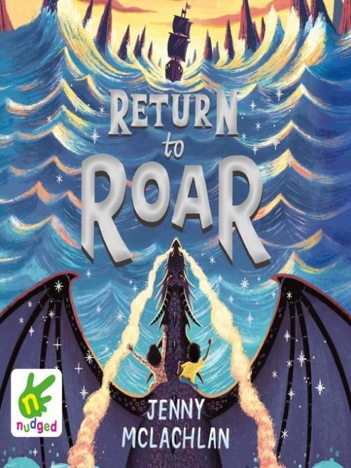 Land of Roar Book 2: Return to Roar Cover