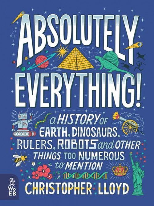 Absolutely Everything! Cover