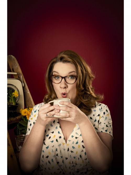 An Interview With Sarah Millican Cover