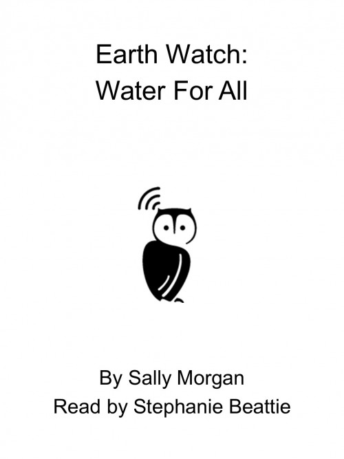 Earth Watch: Water For All Cover