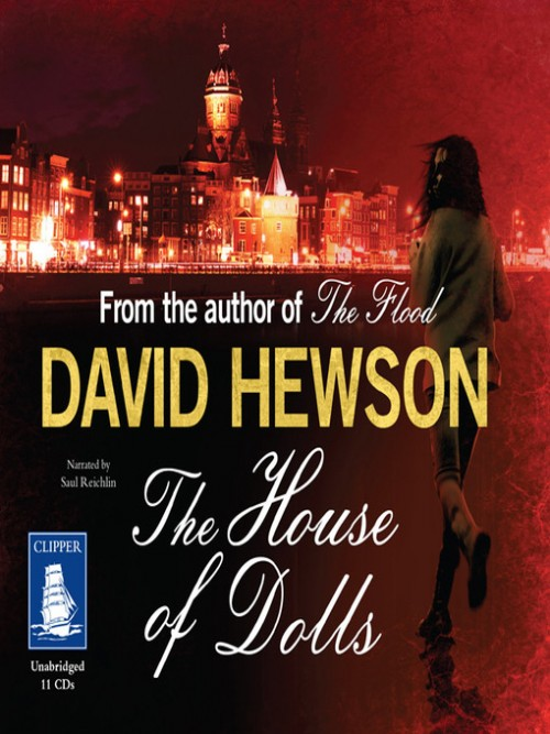 The House of Dolls Cover
