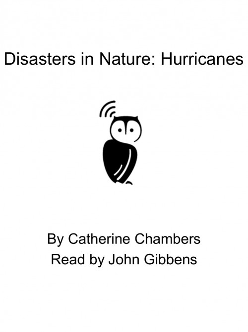 Disasters In Nature: Hurricanes Cover