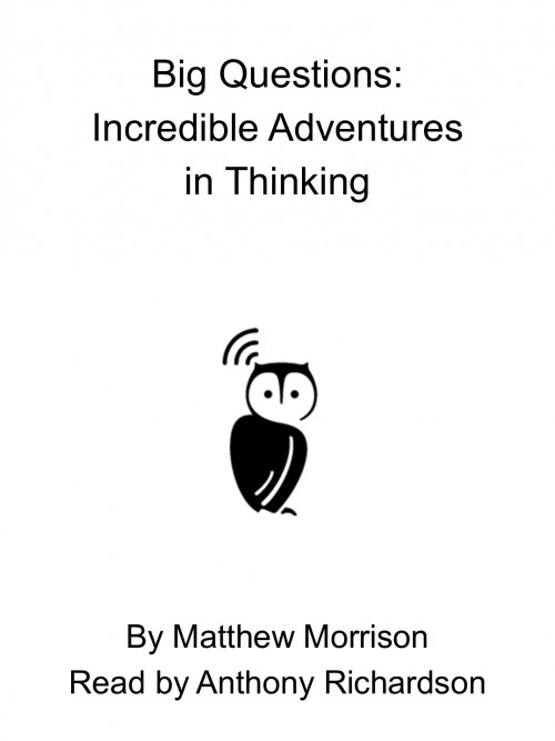 Big Questions: Incredible Adventures In Thinking Cover